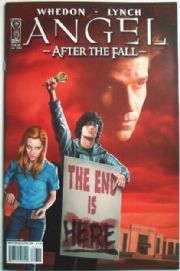 Angel After The Fall #8 Cover B Season 6 IDW Comics US Import